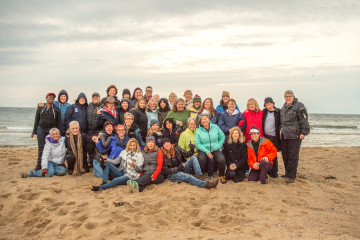 WOAR 2017 Group Dunes Photo