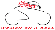 Women On A Roll logo