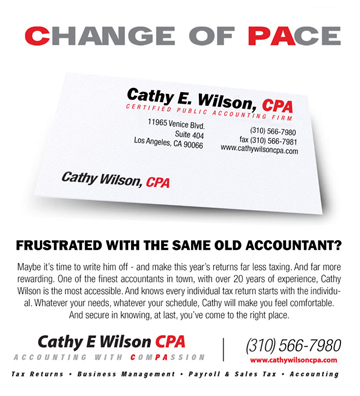 Cathy Wilson, CPA