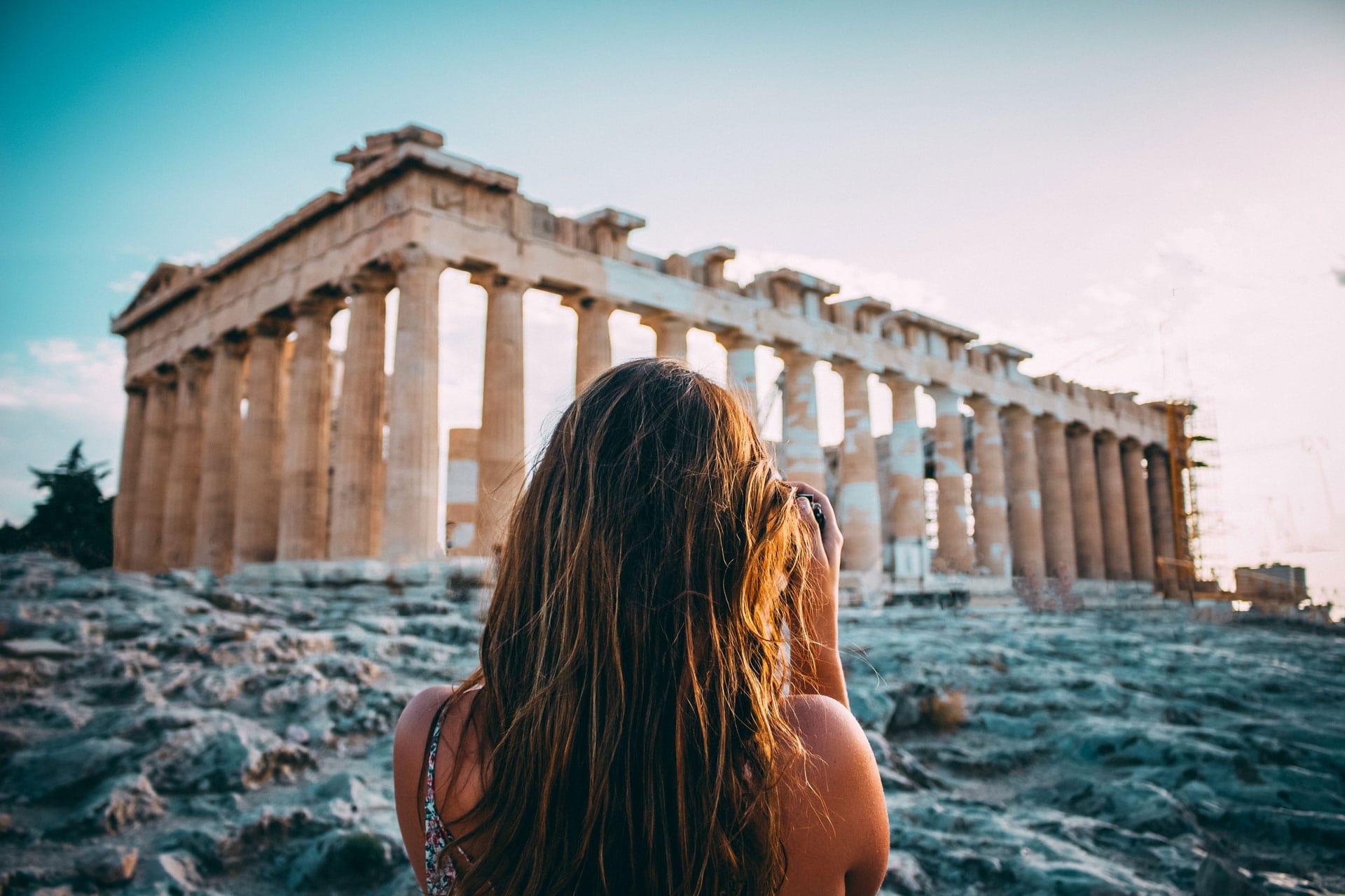 Glorious Greece Odyssey